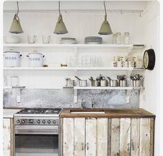 Kitchen - by Madeleine Shaw