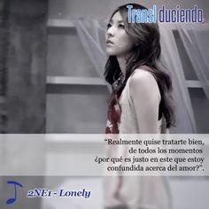 2NE1 - Lonely | KPop