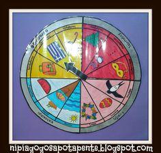 Νηπιαγωγός απο τα Πέντε: ΠΙΝΑΚΑΣ ΡΟΥΤΙΝΩΝ... Symbols, Peace, Blog, Art, Art Background, Kunst, Blogging, Performing Arts, Sobriety