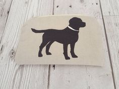 Check out this item in my Etsy shop https://www.etsy.com/uk/listing/517645911/coin-purse-in-black-labrador-fabric