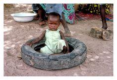 Playground -  Sénégal.