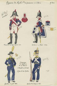 Gendarmes et Gardiens de Marine