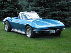 1965 Corvette Convertible