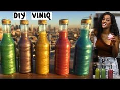 DIY Viniq - Tipsy Ba