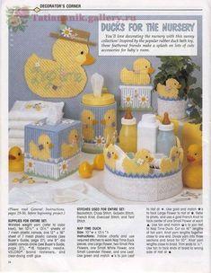 Ducks For The Nursery 1/5