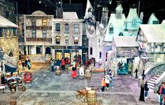 An Entertaining Look at Dickens World