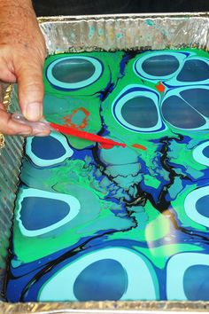 Marbling With Acrylic Paint On Fabric When We Create We Inspire . Marbling With Acrylic Paint On Fabric When We Create We Inspire diy fabric painting techniques - Diy Techniques and Supplies Marble Painting, Fabric Painting, Fabric Art, Fabric Crafts, Acrylic Paintings, Abstract Paintings, Sewing Crafts, Abstract Art, Acrylic Paint On Fabric