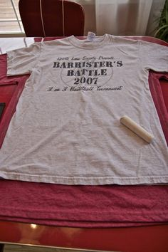 how to make a t-shirt smaller - from Brady Lou Project Guru, http://bradylou.com/2011/07/how-to-make-a-t-shirt-smaller/#
