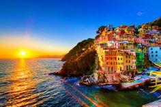 Cinque Terre ♥ #speechless #breathtaking #travel