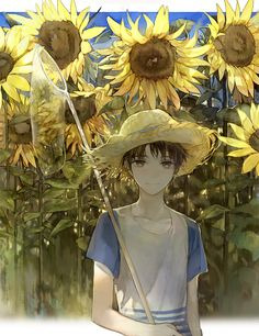 Summer flower by ~Memipong on deviantART