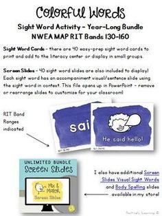 NWEA MAP Testing Sig