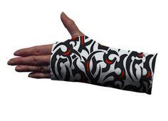 """Wrist Splint / Brace Cover - """"Tattoo"""" by Kuvrs on Etsy"""