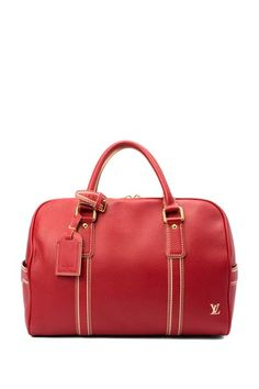 Vintage Leather Tobago Carryall by Vintage Louis Vuitton on @HauteLook