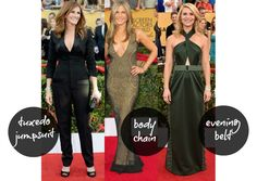 Red Carpet Your Way: Try these celebrity style accents at home!