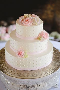 I have the cake stand thanks Jennifer Whitehead.  Love the pearl look needs to change to a peach, coral.  Aluminum Cake Stand 22in