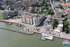 Veerplein Zwijndrecht (jaartal: 2010 tot heden) - Foto's SERC