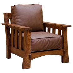 Stickley Quot Gus Quot Bow Arm Morris Chair 89 91 2340 In 2019
