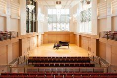 citybizlist : Boston : Acentech's Studio A Completes Acoustics, IT and AV System Design for Deerfield Academy's Hess Center for the Arts