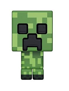 From Minecraft Creeper as a stylized POP vinyl from Funko! Collect and display all Minecraft POP! Creeper Minecraft, Minecraft Toys, Minecraft Skins, Minecraft Images, Mine Minecraft, Minecraft Drawings, Minecraft Crafts, Minecraft Furniture, Minecraft Buildings