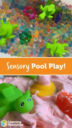 Summer is here and we have been itching to get outside and PLAY! We are so excited to share with you two of our favorite toys – Smart Splash Letter Link Crabs and Turtles! Sensory Motor, Sensory Play, Physical Activities, Preschool Activities, Toddler Scavenger Hunt, Spelling Practice, Water Beads, Pool Days, Letter Recognition