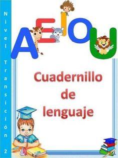 Cuadernillo lenguaje kinder