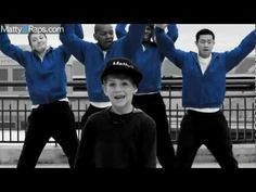 This kid is adorable and soooooo talented!!! He wrote this song himself. He's 9 years old and already has backup dancers. Ladies and gentlemen, MattyB.