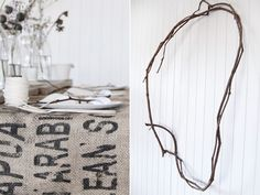 simple and natural wedding ideas