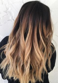 Ombre, Bronding and Balayage Hair Ideas and Color Choices for 2016 — TheRightHairstyles