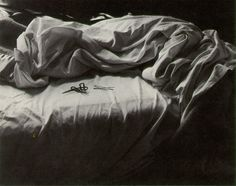 Imogen Cunningham The Unmade Bed 1957