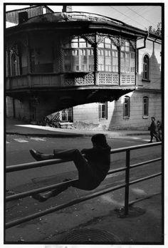 Henri Cartier-Bresson // GEORGIA. Tbilisi. 1972.