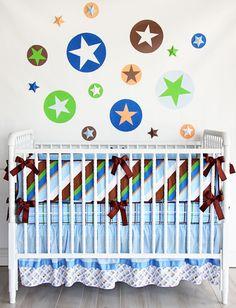 53e7434e4e72 Tanner Crib Bedding Collection - Baby Boy Bedding from Caden Lane