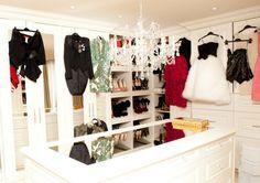60 Ideen für Luxus begehbarer Kleiderschrank – Bedarf oder Verwöhnung? - http://freshideen.com/einrichtungsideen/luxus-begehbarer-kleiderschrank.html