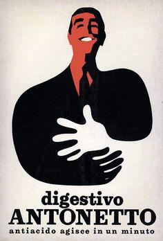 Reclame storiche - Marco Antonetto Farmaceutici