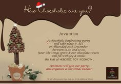 Chocoholic Fundraising Party @AIT, Dec 20, 2012