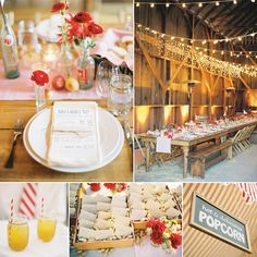 Gorgeous Vintage State Fair Rehearsal Dinner by Kelly of Santa Barbara Chic + photos by Jose Villa
