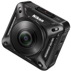 Nikon KeyMission 360 | 4K Ultra HD 360-Degree Action Camera