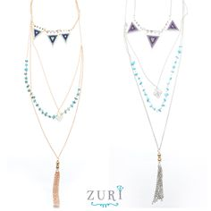 3 pack necklaces R200