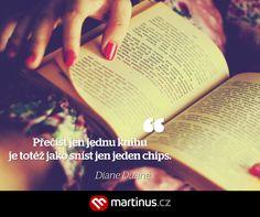 Jídlo a knihy? :-)