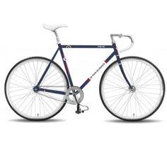 Vintage Blue Bicycle!