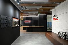 BBDO Offices - Shanghai - Office Snapshots