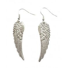 i've been wanting angel wing earrings for a while now.. can't find any nice ones..