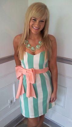 Santa Rosa Dress :: NEW ARRIVALS :: The Blue Door Boutique