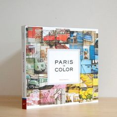 Paris in Color by Nichole Robertson, Paris Photography Gift for Her - Paris in Color by Nichole Robertson, Paris Photography Gift for Her Paris in Color Signed Copy Paris Photography by TheParisPrintShop. This would be a great coffee table book! Photography Gifts, Paris Photography, Coffee Table Book Design, Travel Book Layout, Photo Journal, Album Design, Oui Oui, Book Projects, Grafik Design