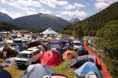 Camping, river, circus tent Outdoor Gear, Tent, Camping, River, Campsite, Store, Outdoor Camping, Tents