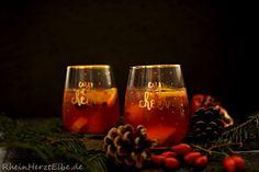 Ich möchte unbedingt eine neue Tradition einführen. Einen Weihnachtspunsch!