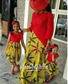 The most beautiful African family ankara styles to rock to all occasions, these are trending ankara styles collections for you and your family