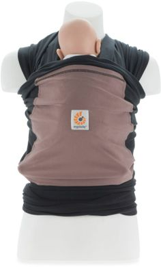 Ergo Wrap Baby Carrier in Pepper on shopstyle.com New Baby Products 52af16ff33e