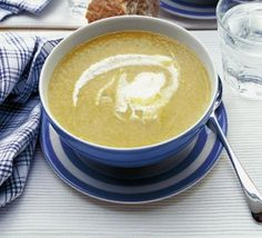 A meaty and vibrant soup that's great for using up festive ham leftovers or as a comforting storecupboard soup. This easy pea and ham soup has been triple-tested by our cookery team and nutritionally analysed. Find more soup recipes at BBC Good Food. Spicy Lentil Soup, Veg Soup, Bbc Good Food Recipes, Soup Recipes, Cooking Recipes, Vegetarian Recipes, Recipies, Boxing Day Soup, Easy Turkey Soup