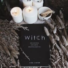 Witch. Unleashed, unashamed,  unapologetic