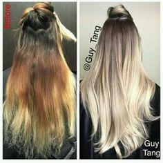 Hairstyles trend http://comoorganizarlacasa.com/en/hairstyles-trend/ Tendencia en peinados #Balayage #Beautifulhair #Beautytips #Hair #Haircare #Hairtips #Haircolor #Hairstylestrend #Ombrehair
